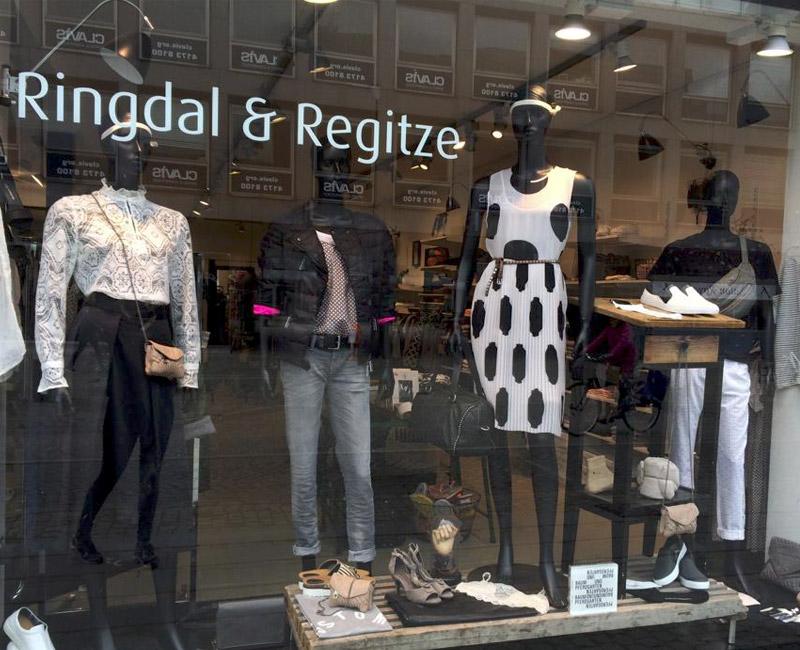 Ringdal & Regitze i Roskilde