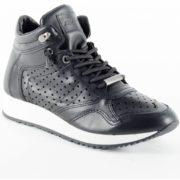 Amust – Ceta high sneaker black