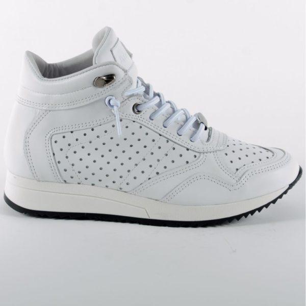 Amust – Ceta high sneaker white