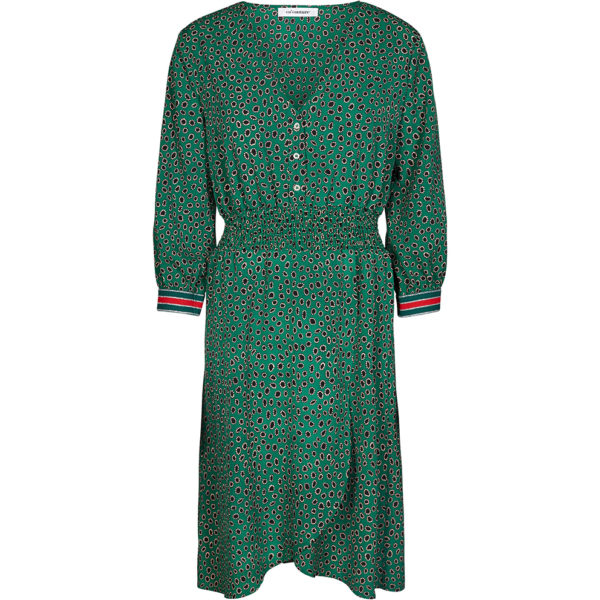Co' Couture – Deluxe dress green